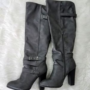 Cato knee high boots